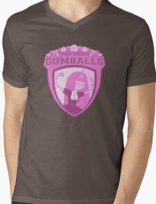 The Candy Kingdom Gumballs Mens V-Neck T-Shirt