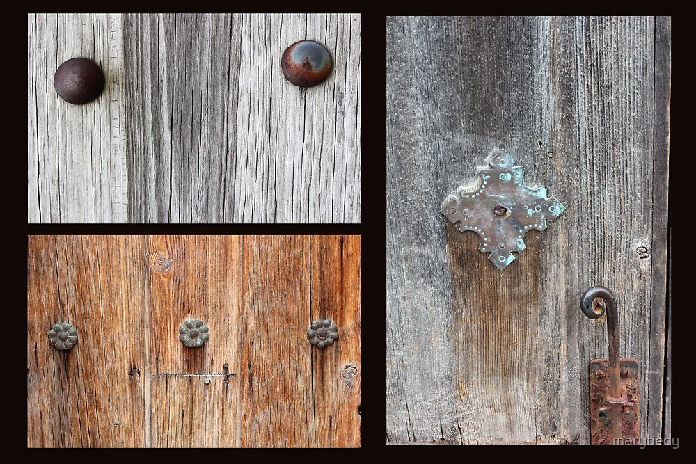 Old Wood by marybedy
