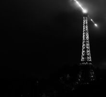 Eiffel Tower, Paris, France by Olivier Sohn