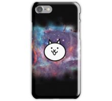 Space Battle Cats iPhone Case/Skin
