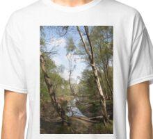 Captain's Wood Classic T-Shirt