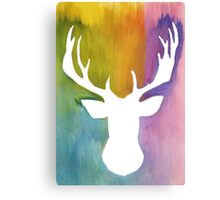 A Fairy Exploded on my Deer. Canvas Print