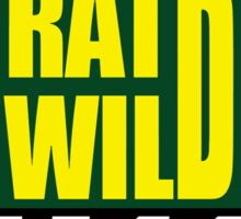 Team Raid Wild Sticker