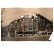 Safeco Field - Seattle Mariners Poster