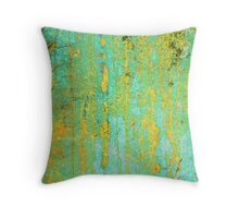 Decayed Pop Art # 12 Throw Pillow