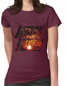 Italian Sun Womens Fitted T-Shirt