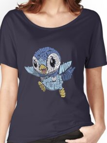 Piplup Women's Relaxed Fit T-Shirt