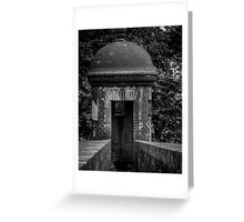 Lookout Turret  Greeting Card