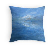 Force Of Nature 7 Throw Pillow