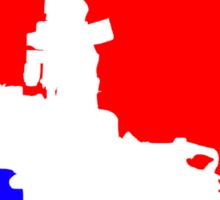 Major League Operators - T.O.B. Sticker Sticker