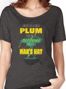 A Single Plum Women's Relaxed Fit T-Shirt