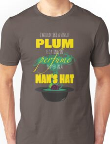 A Single Plum Unisex T-Shirt