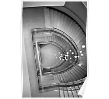 Spiral Stair Poster