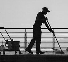 Mopping by awefaul