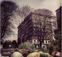 The Sylvia Hotel by RobertCharles