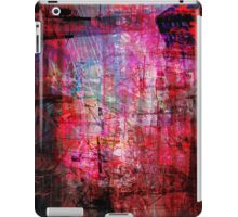 the city 24 iPad Case/Skin