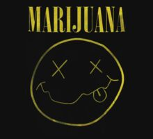 Marijuana by phatshirts