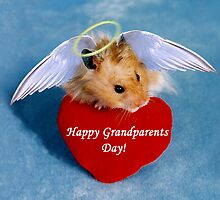 Grandparents Day Hamster by jkartlife