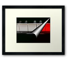 ROLLING BACK THE YEARS! Framed Print