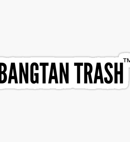 Bangtan Boys Trash™ Sticker