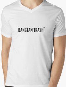 Bangtan Boys Trash™ Mens V-Neck T-Shirt