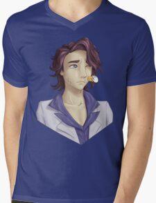 Professor Sycamore-Amie! Mens V-Neck T-Shirt