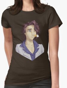 Professor Sycamore-Amie! Womens Fitted T-Shirt