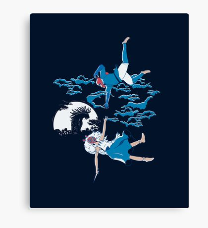 The Infinite Spirit Canvas Print
