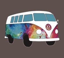 VW Rainbow Hippie Bus! Kids Clothes