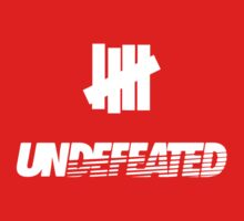 Undefeated Logo 6 by HoodRich