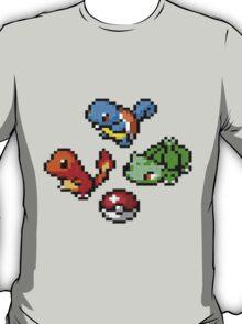 Pmon Trio T-Shirt