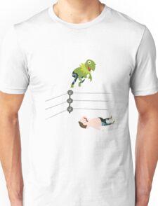 Kermit The Frogsplash Unisex T-Shirt