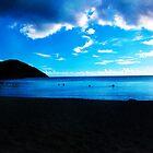 Nightfall at Emerald Beach  by ChelcieSPorter