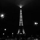 Eiffel Tower, Paris, France by Olivier Sohn