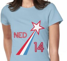 NETHERLAND STAR Womens Fitted T-Shirt