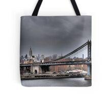 New York 12 Tote Bag