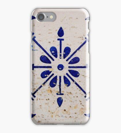 lisbon mosaic iPhone Case/Skin
