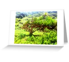 Dune Forest  Greeting Card