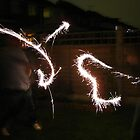 Sparklers by th0rtilla