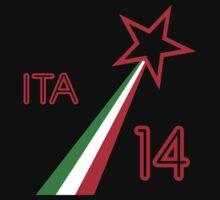 ITALY STAR Baby Tee