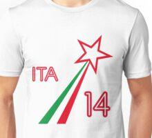 ITALY STAR Unisex T-Shirt