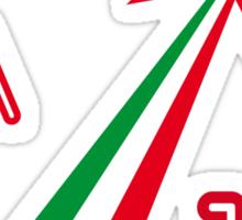 ITALY STAR Sticker