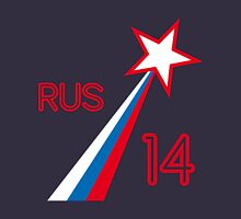 RUSSIA STAR Unisex T-Shirt