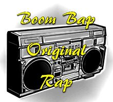 Boom Bap, Original Rap by HHGA
