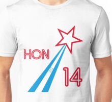 HONDURAS STAR Unisex T-Shirt