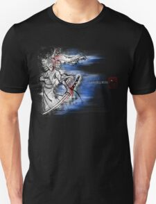 Zamurai - Original #1 (blue) T-Shirt