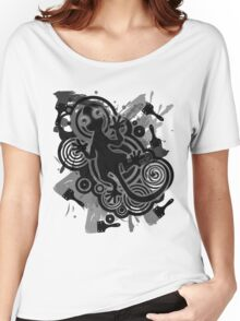 Paint_It_Yourself Women's Relaxed Fit T-Shirt