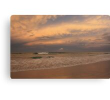Storms on Dreamtime  Canvas Print
