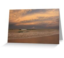 Storms on Dreamtime  Greeting Card