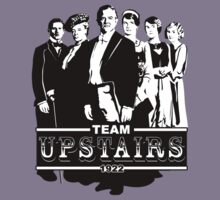 Downton Abbey - Upstairs Team by chubbyblade